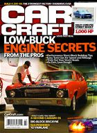 car craft magazine march 2009