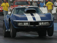 '68 Corvette with 200R4 transmission